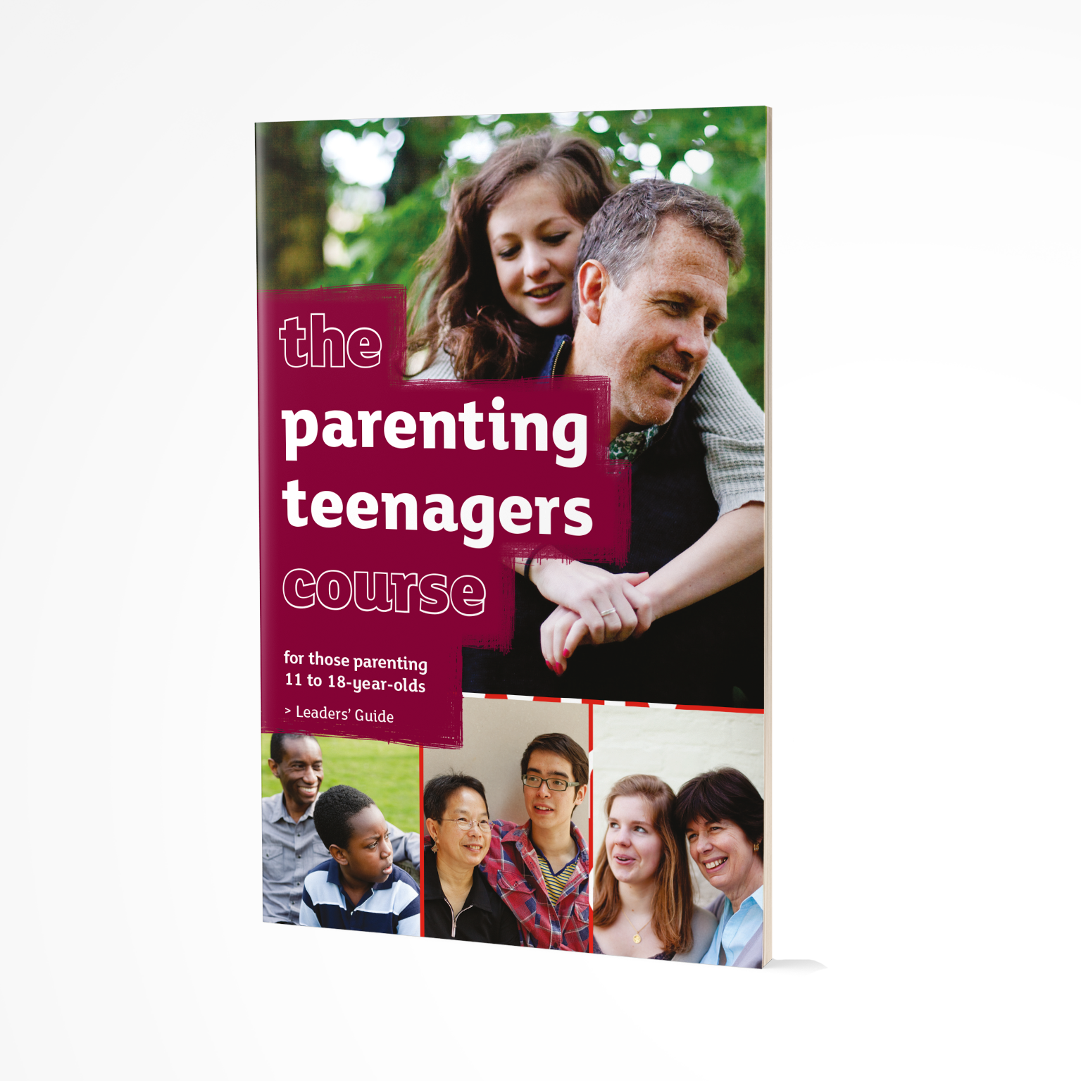 The Parenting Teenagers Course Leaders Guide - English Paperback