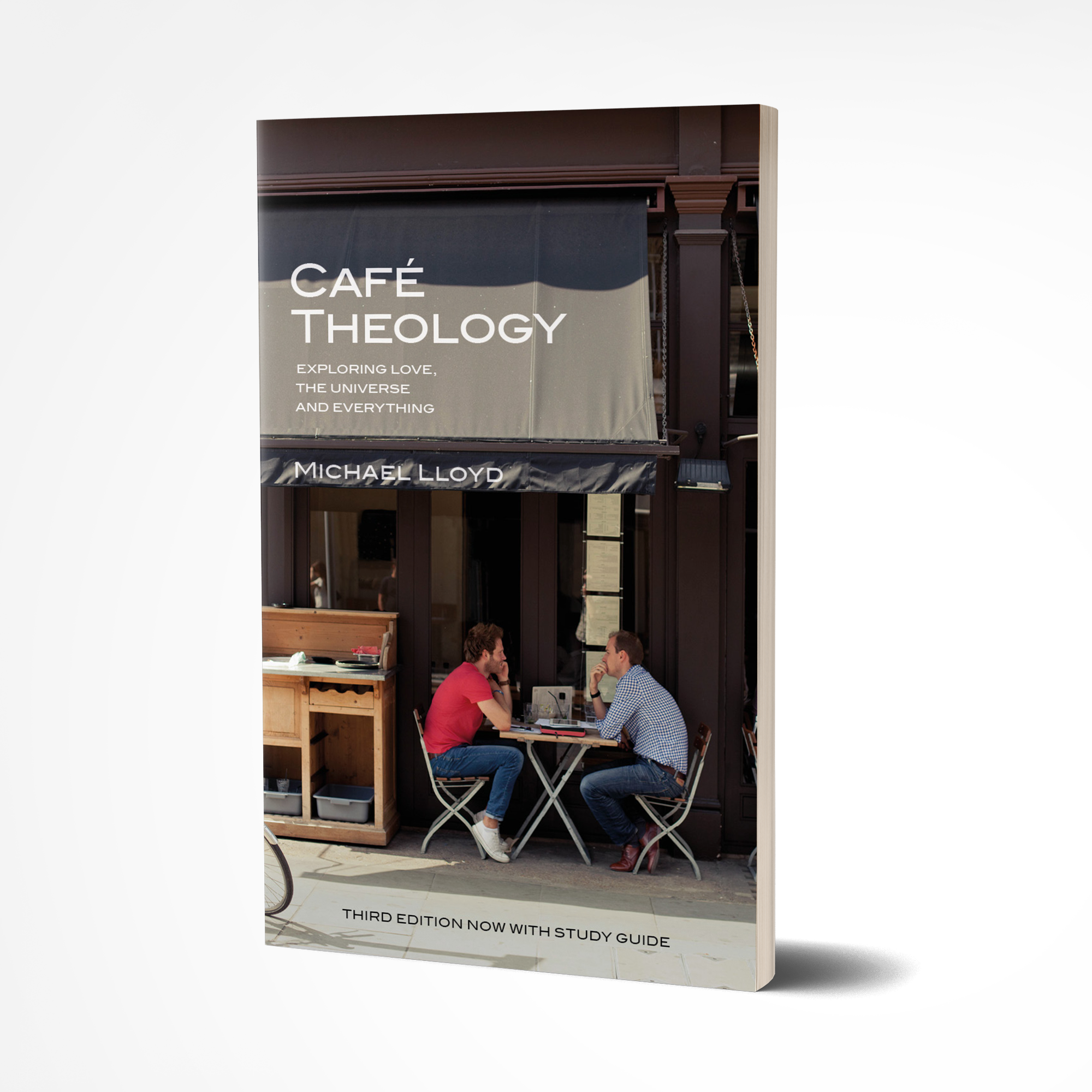 Cafe Theology - English Paperback 2018