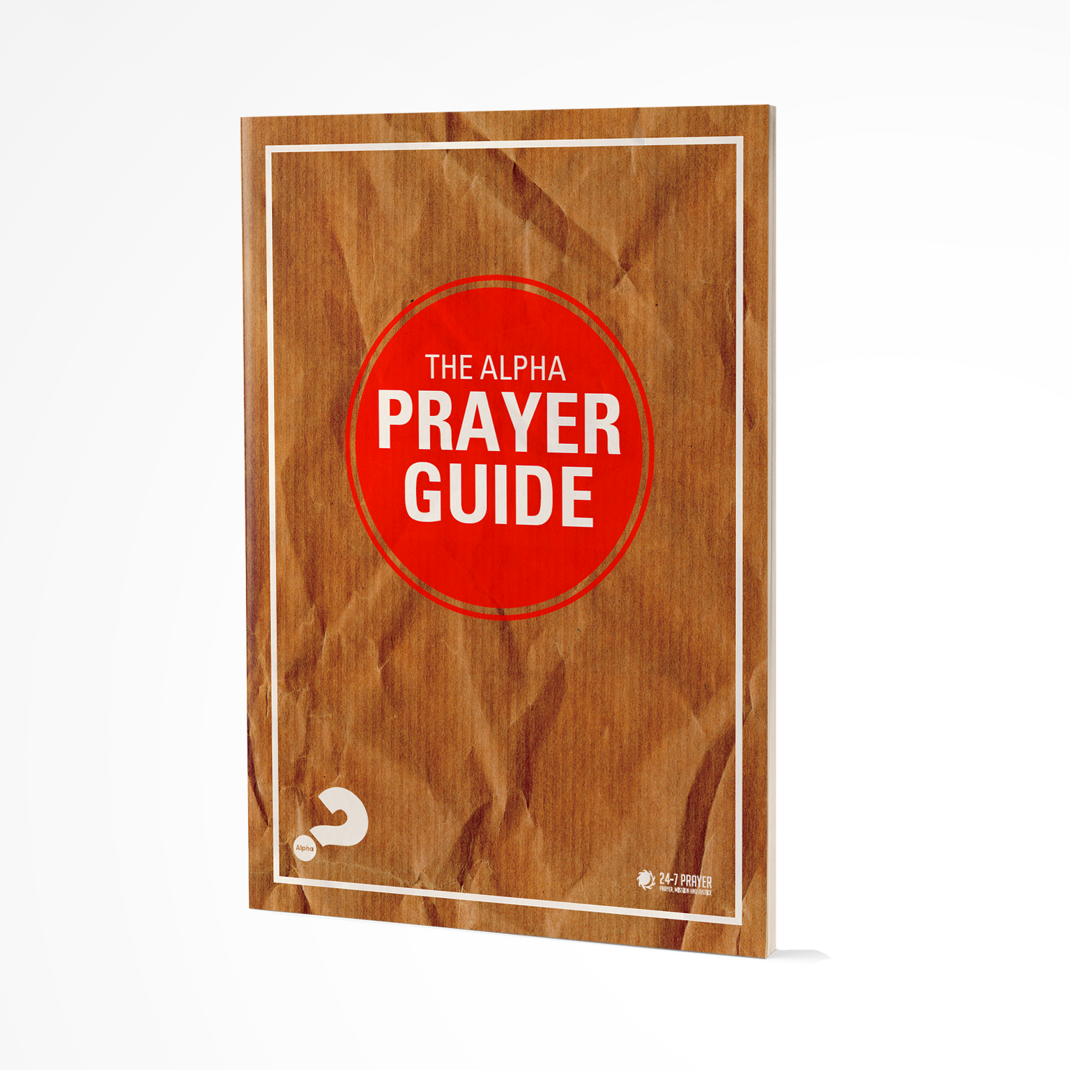 Alpha Prayer Guide - English Paperback