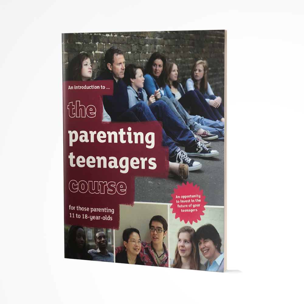 The Parenting Teenagers Course Intro Guide - English Paperback