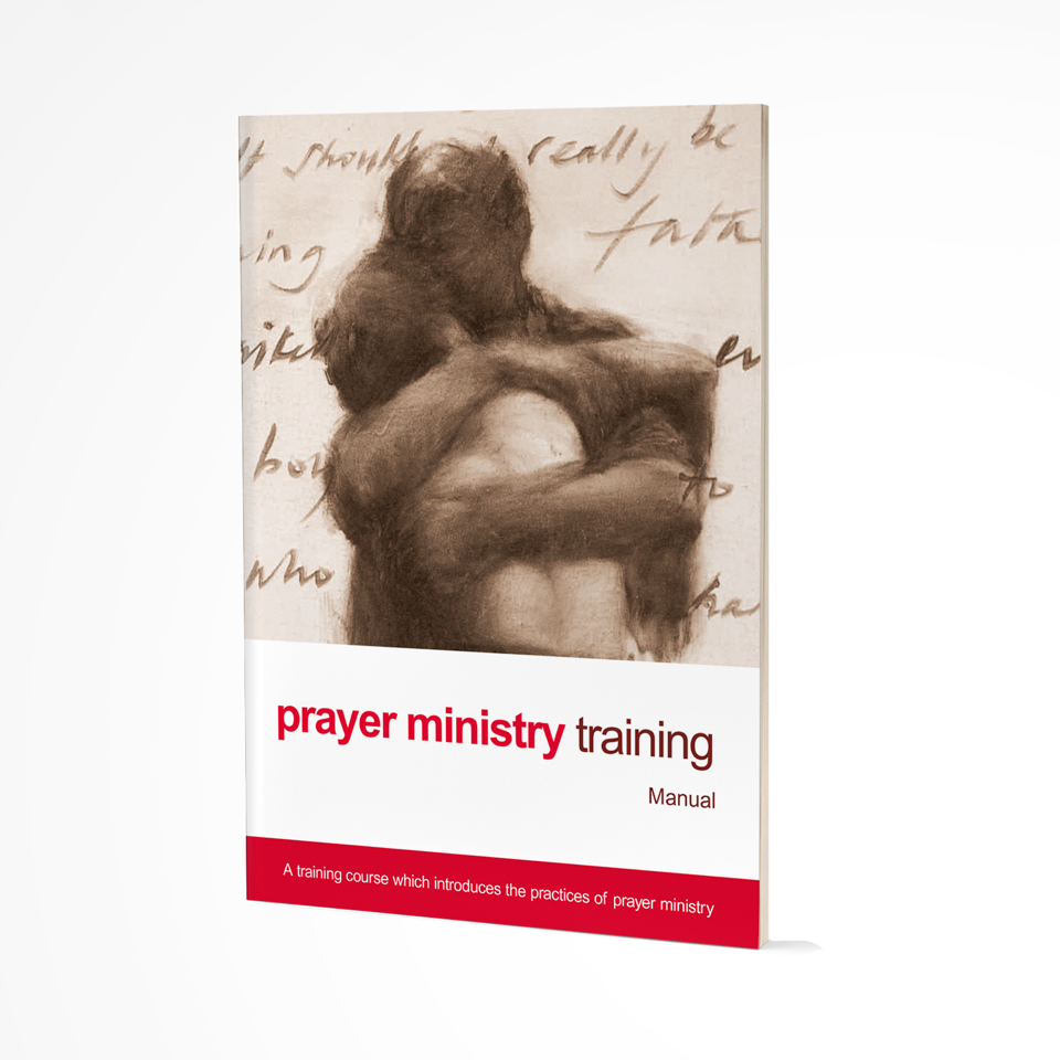 Prayer Ministry Training Manual - English Paperback