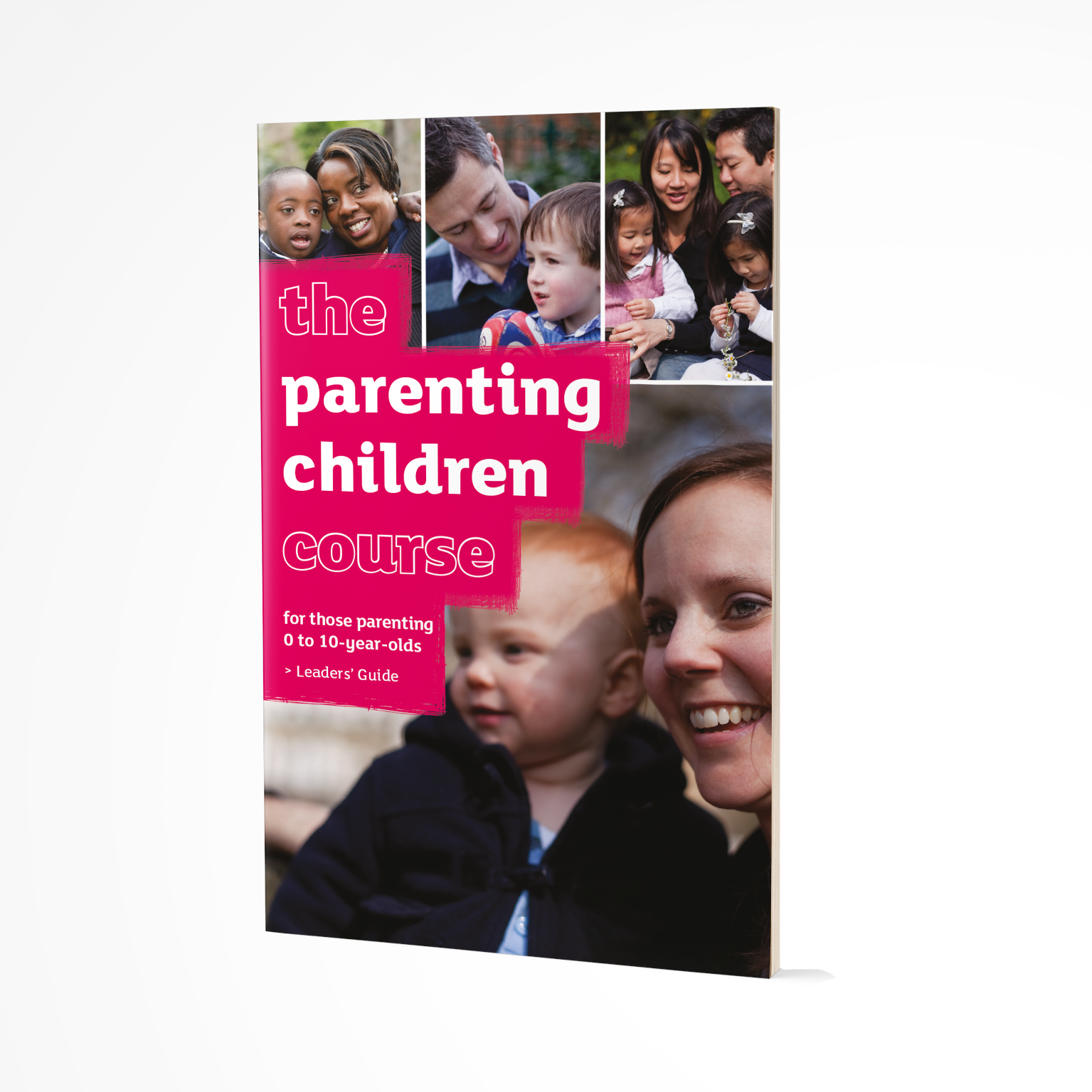 The Parenting Children Course Leaders Guide - English Paperback