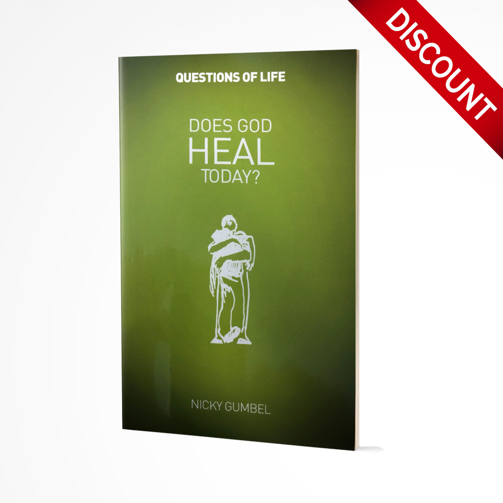 QoL Does God Heal Today? - English Paperback (2011)