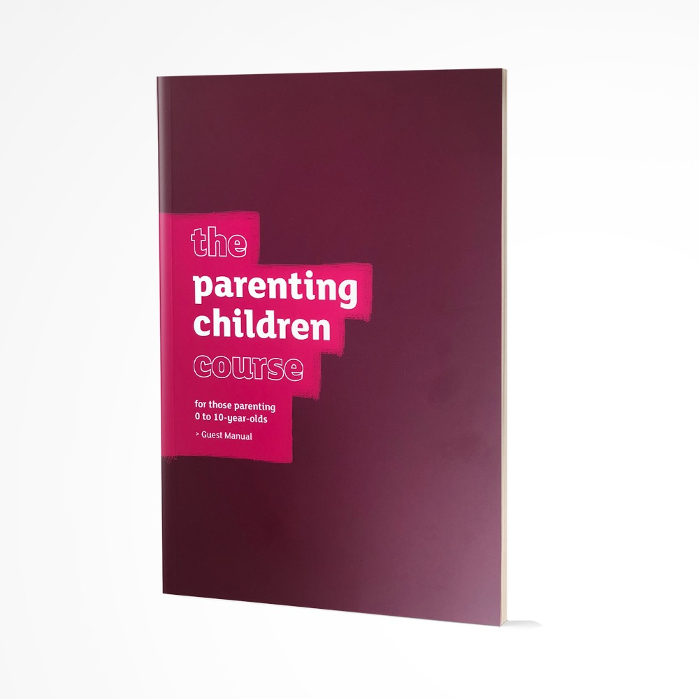 The Parenting Children Course Guest Manual - English Paperback