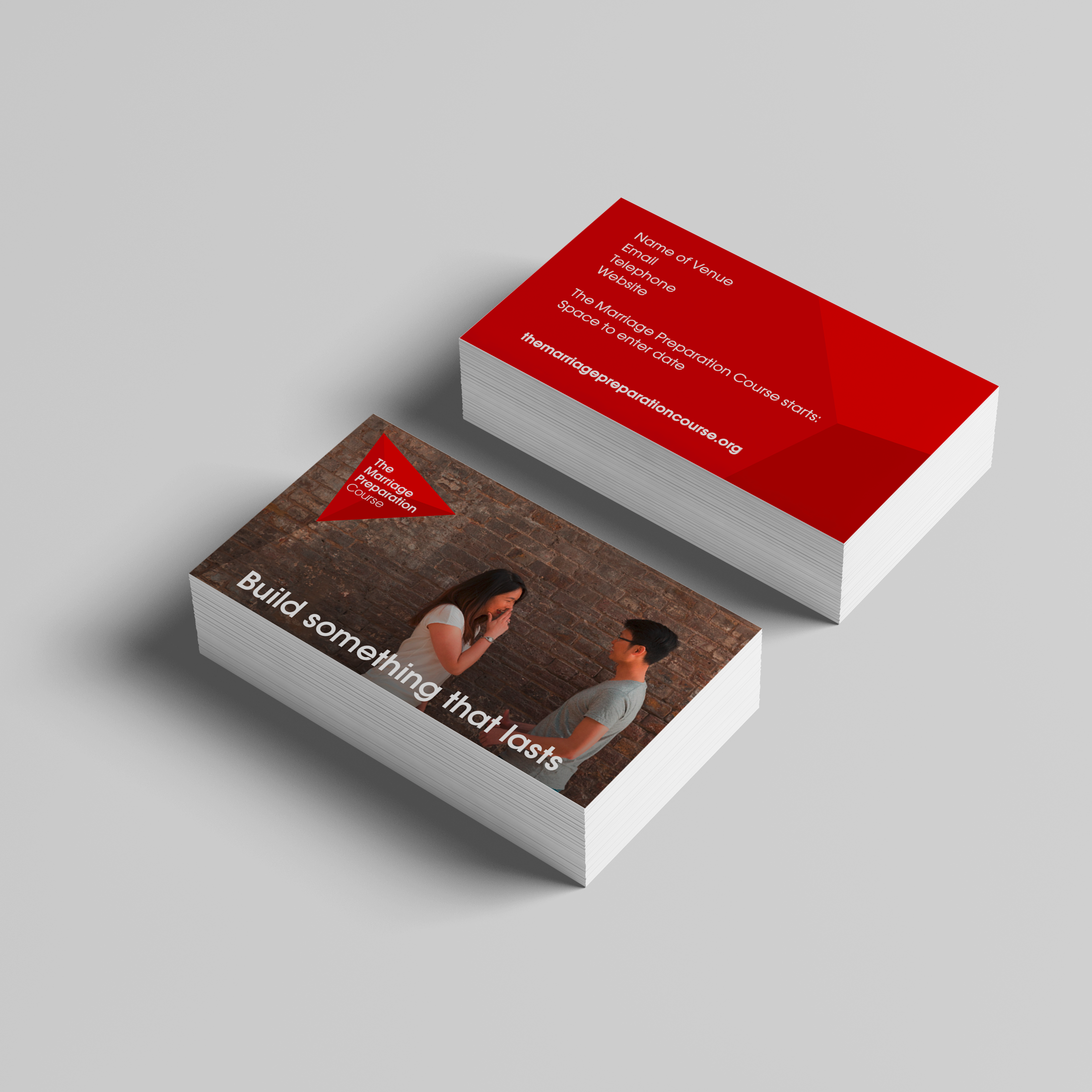 The Marriage Preparation Course All Year Wallet Card V3 - Wallet cards