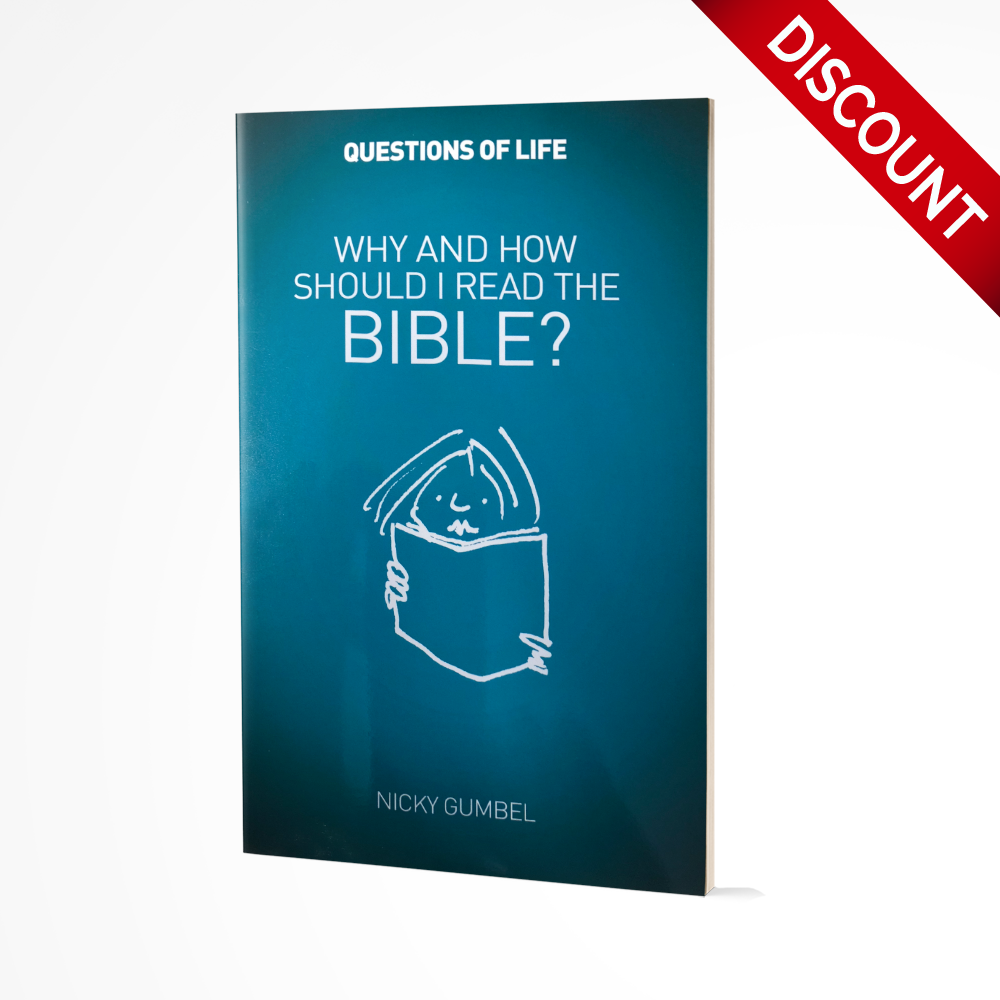 QoL Why And How Should I Read The Bible? - English Paperback (2011)