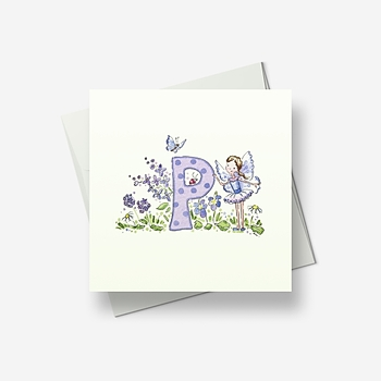 P for... - Greetings card