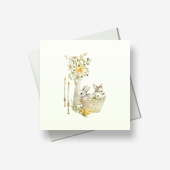Celebration of Spring - Greetings card
