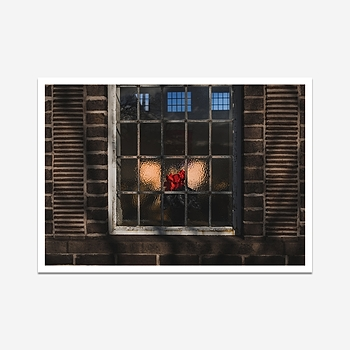Church Window - Print