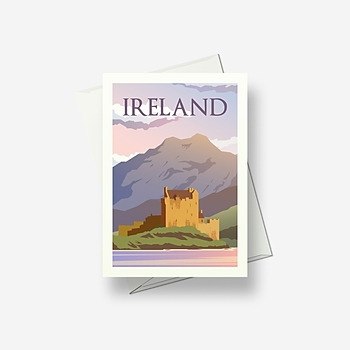 Ireland - Greetings card