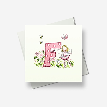 F for... - Greetings card