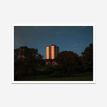 Tower Block - Print