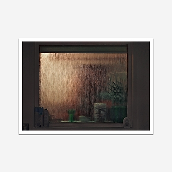 Frosted Window - Print