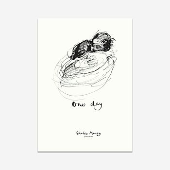 One Day May - Print