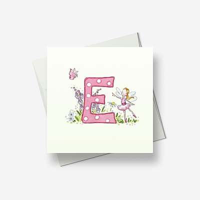 E... is - Greetings card