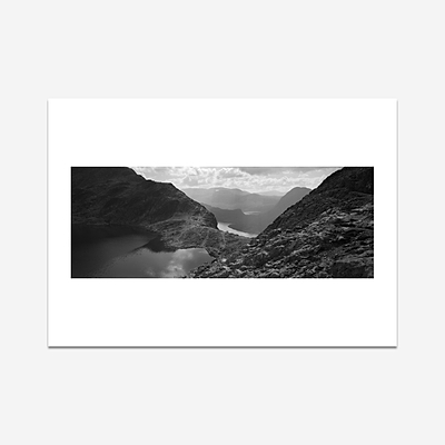 Layers of Norway - Print