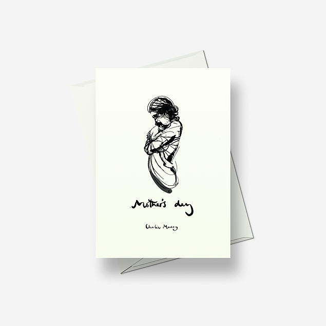 Mother's Day - Greetings card
